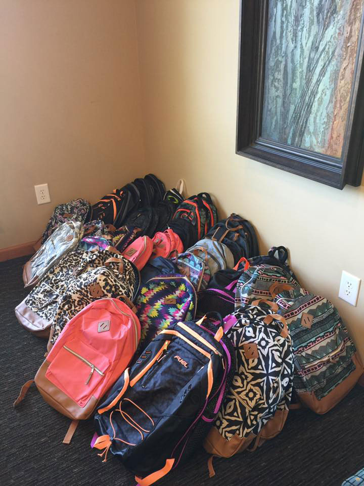 Childrens Backpack Outreach