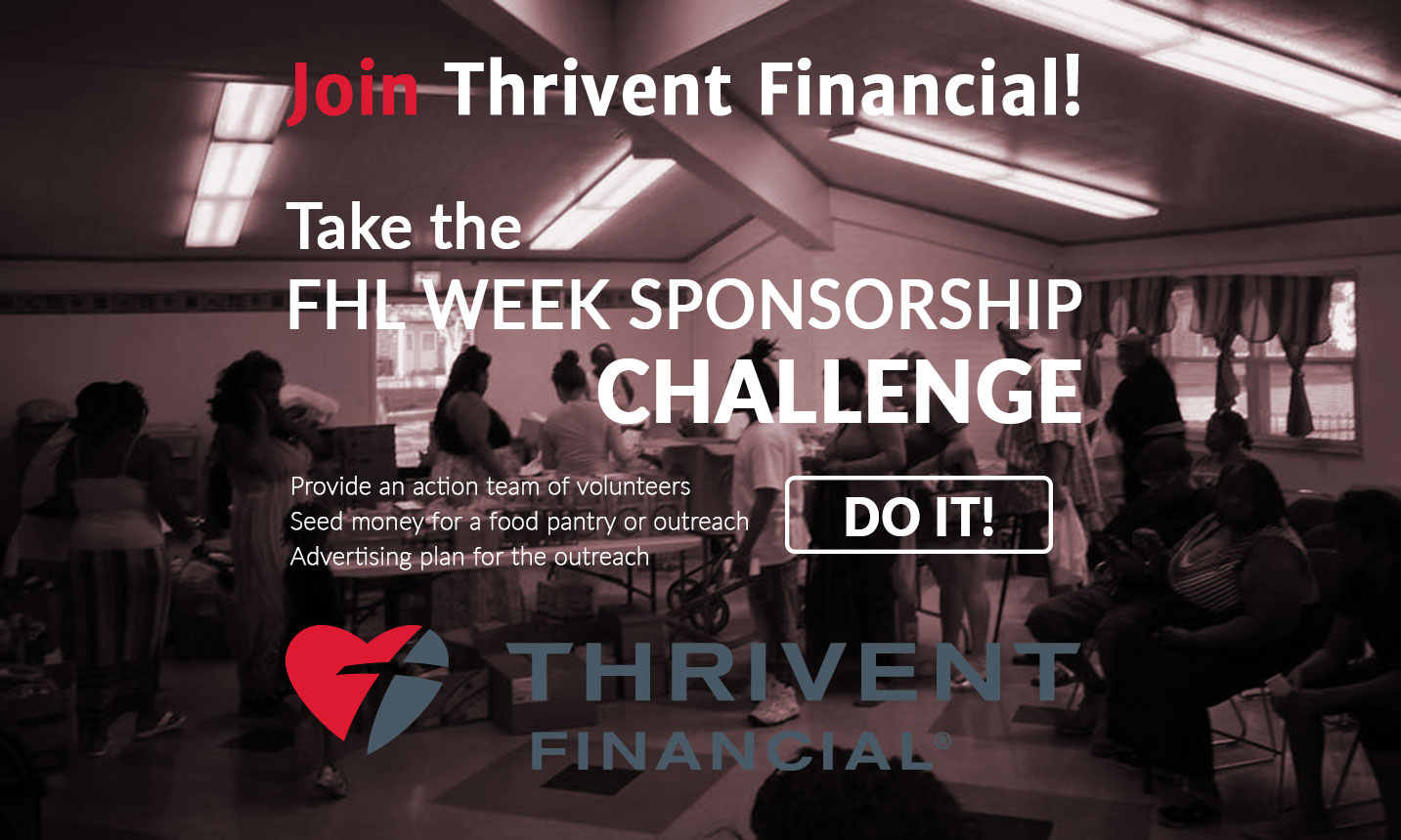 Join The FHL Week Sponsorshop Challenge!