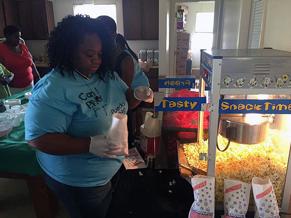Missional Food Pantry Launched