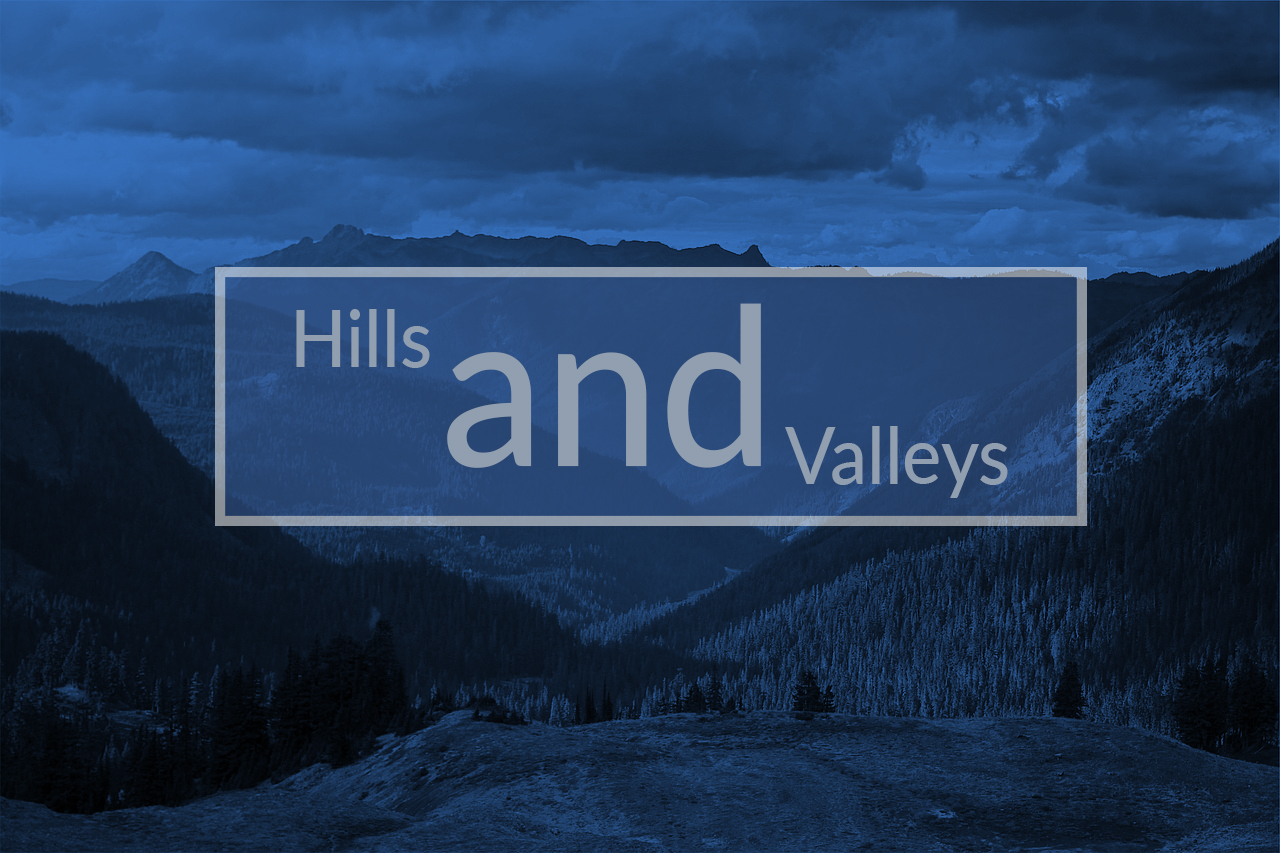 Hills and Valleys – Merlin Gonzales